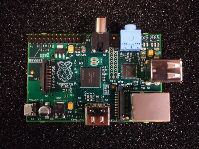 Raspberry PI - Low Power PC
