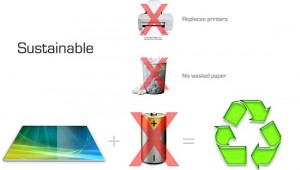 Napkin PC Sustainable