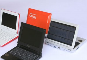Ultralight iUnika Netbooks