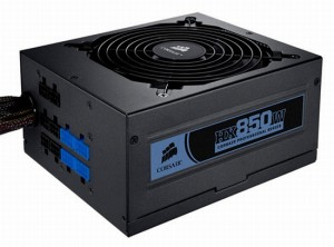 Corsair energy-efficient Power Supplies