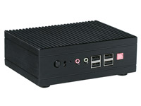 PX8 Fanless Pico-ITX Chassis